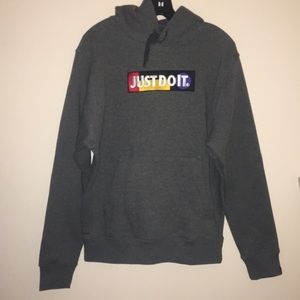 Men's Nike JUST DO IT therma hoodie